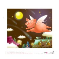 Magic World Light Iron On Stickers (Heat Transfers) version 9