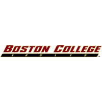 Boston College Eagles 2001-Pres Wordmark Logo Light Iron-on Stickers (Heat Transfers)