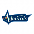 Amsterdam Admirals 1998-2007 Alternate Logo Light Iron-on Stickers (Heat Transfers)