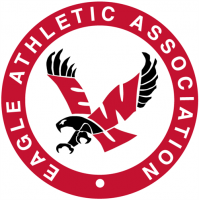2000-Pres Eastern Washington Eagles Alternate Logo