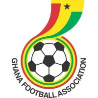 Ghana Football Confederation Light Iron-on Stickers (Heat Transfers)
