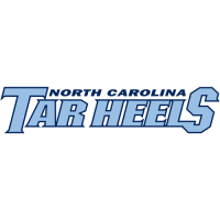 1999-Pres North Carolina Tar Heels Wordmark Logo Light Iron-on Stickers (Heat Transfers)
