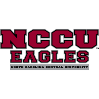 2006-Pres NCCU Eagles Wordmark Logo Light Iron-on Stickers (Heat Transfers)