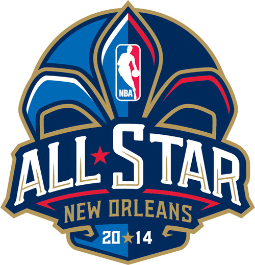 NBA All-Star Game 2013 14 Primary Logo Light Iron-on Stickers (Heat Transfers)|D-Model ...