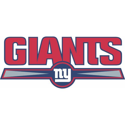 New York Giants Heat Transfer